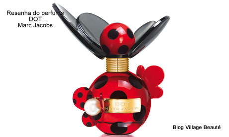DOT MARC JACOBS FRAGRANCE REVIEW