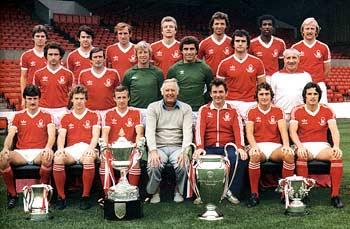Nottingham Forest, campeón de Europa en 1979