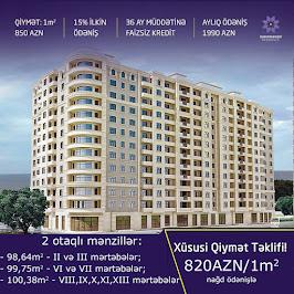 """BAKIKHANOV RESİDENCE-2"""