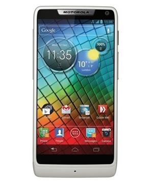 Motorola Razr i (XT890) Blanco