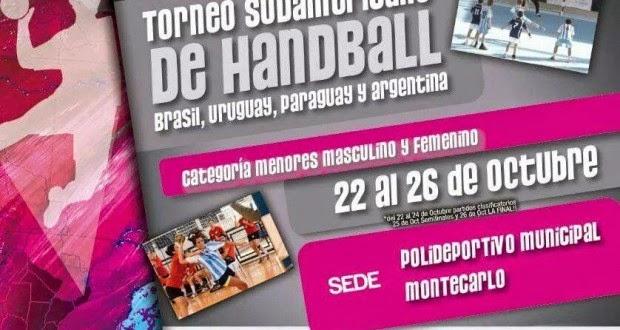 Sudamericano de menores: Definidos los cruces de semifinales | Mundo Handball