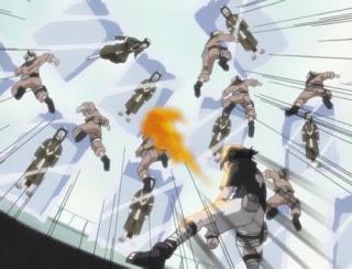 Narutan Dan Sasuke VS Haku mangacomzone