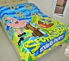 Grosir Selimut New Seasons Blanket spongebob patrick