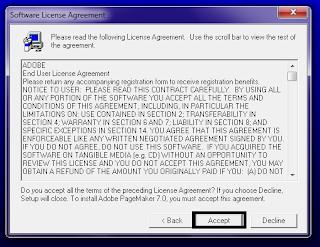 license pagemaker