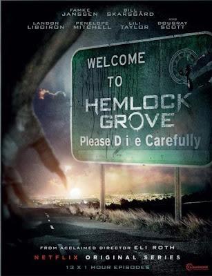Hemlock Grove -  First Poster