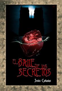 """Portada de """"El Baile de los secretos"""""""
