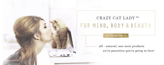 Beauty Watch: Crazy Cat Lady Concoctions.