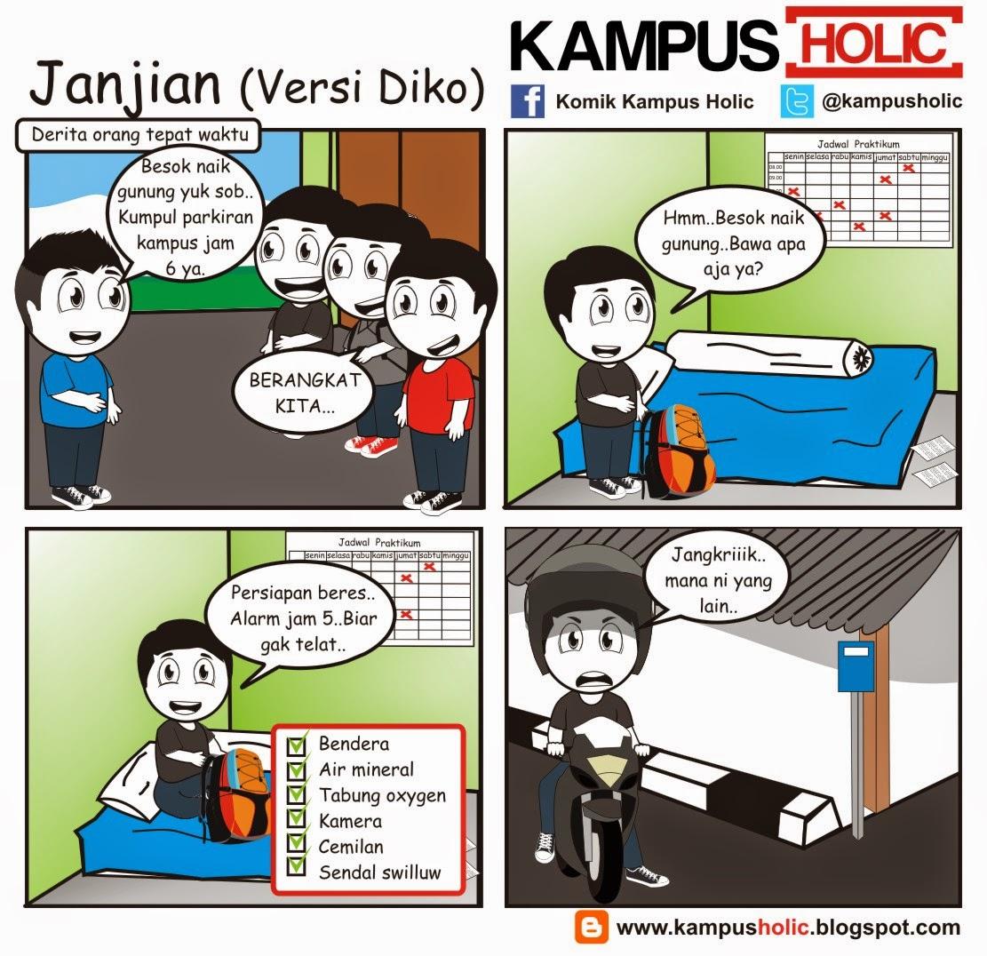 #665 Janjian (Versi Diko)