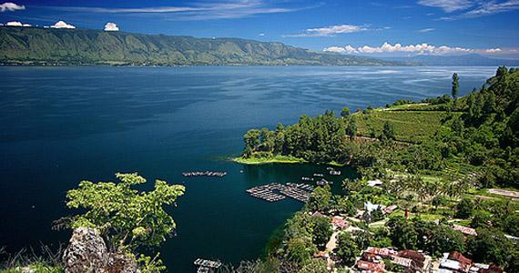 KLH Lakukan Observasi Pencemaran Danau Toba