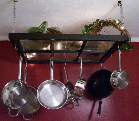 By Your Hands Organizing Pot Racks