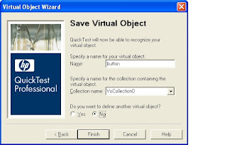 QTP Saving Virtual Objects