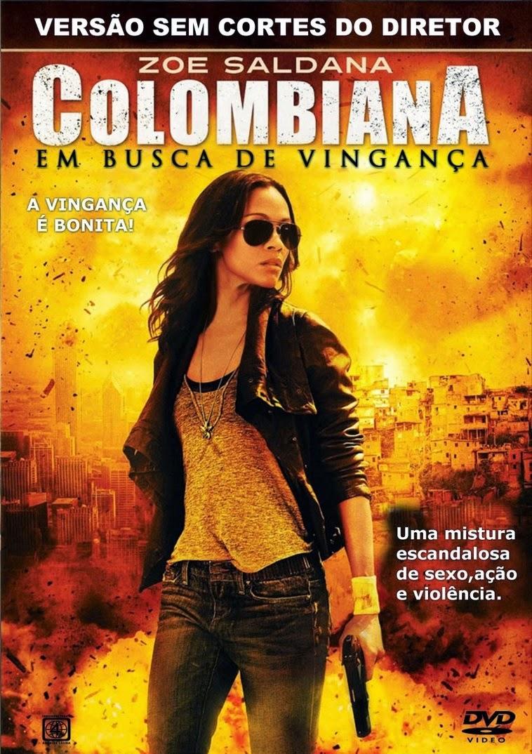 Colombiana: Em Busca de Vingança – Dublado (2011)