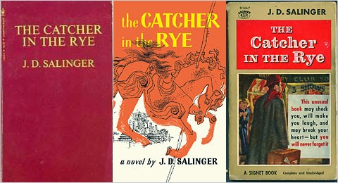 the theme of adolescence in the catcher in the rye a novel by j d salinger From which jd salinger's 16-year-old document of american adolescence -- the novel that every high the catcher in the rye created adolescence as.