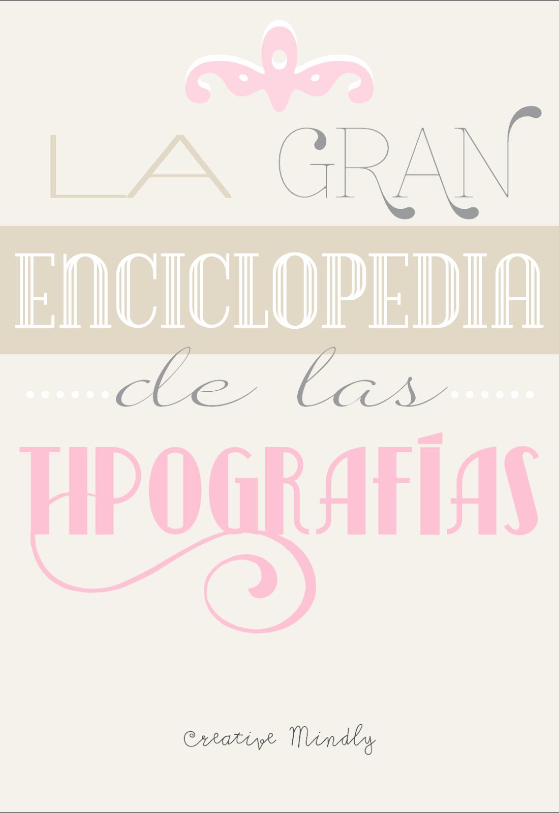 tipografias bonitas descargar
