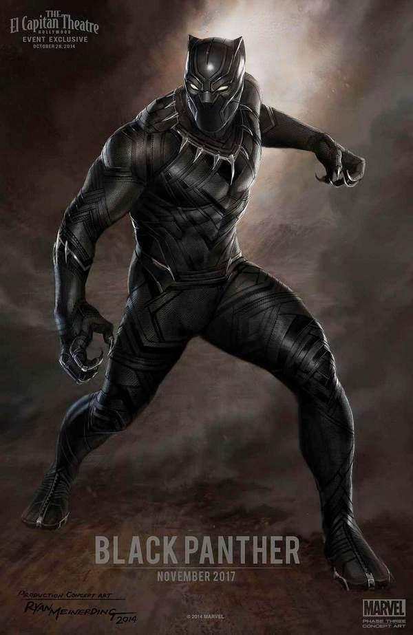 Black Panther Marvel Event