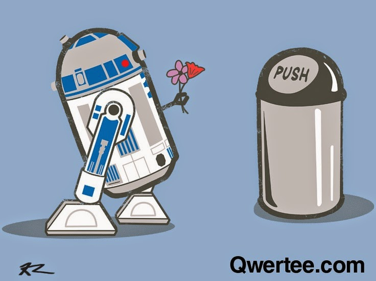 Star Wars very own, R2-D2 has Found Love!
