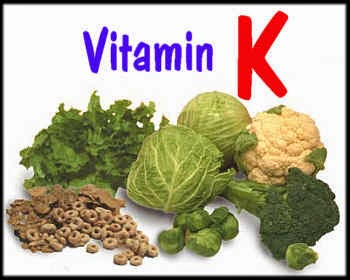 What are vitamin k