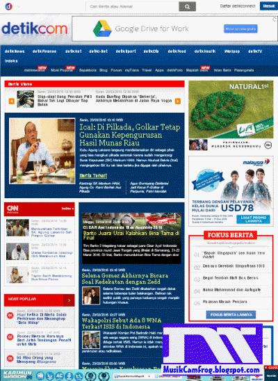 situs berita terpopuler detik.com