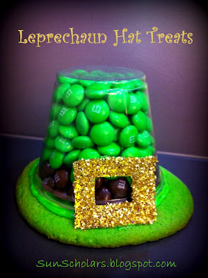 Party Frosting: St.Patty's Day inspiration