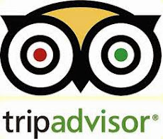 Read about us at TripAdvisor, click the icon