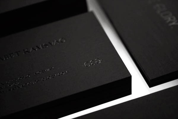 luxury business card - Luxury Business Cards