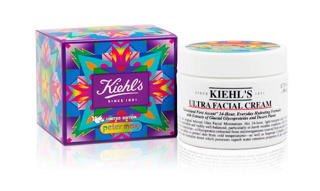 Kiehl's X Peter Max Ultra Facial Cream