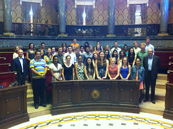 Valencia City Hall Visit