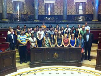 Valencia City Hall Visit
