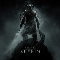 The Elder Scrolls 5 Skyrim iPad & iPad 2 Wallpapers