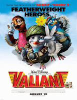 pelicula Valiant: Héroes plumíferos