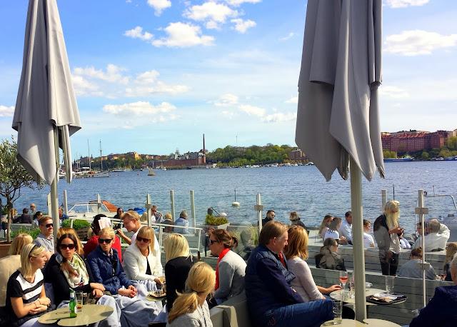 Mälarpaviljongen, Stockholm Sweden  |  A Swedish spring on afeathery*nest  |  http://afeatherynest.com