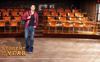 Student Of The Year HD Wallpaper Hot Varun Dhawan
