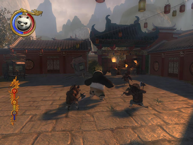 Kung Fu Panda PC Full Version Gratis