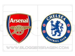 Prediksi Pertandingan Chelsea vs Arsenal