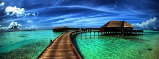 deniz manzarası