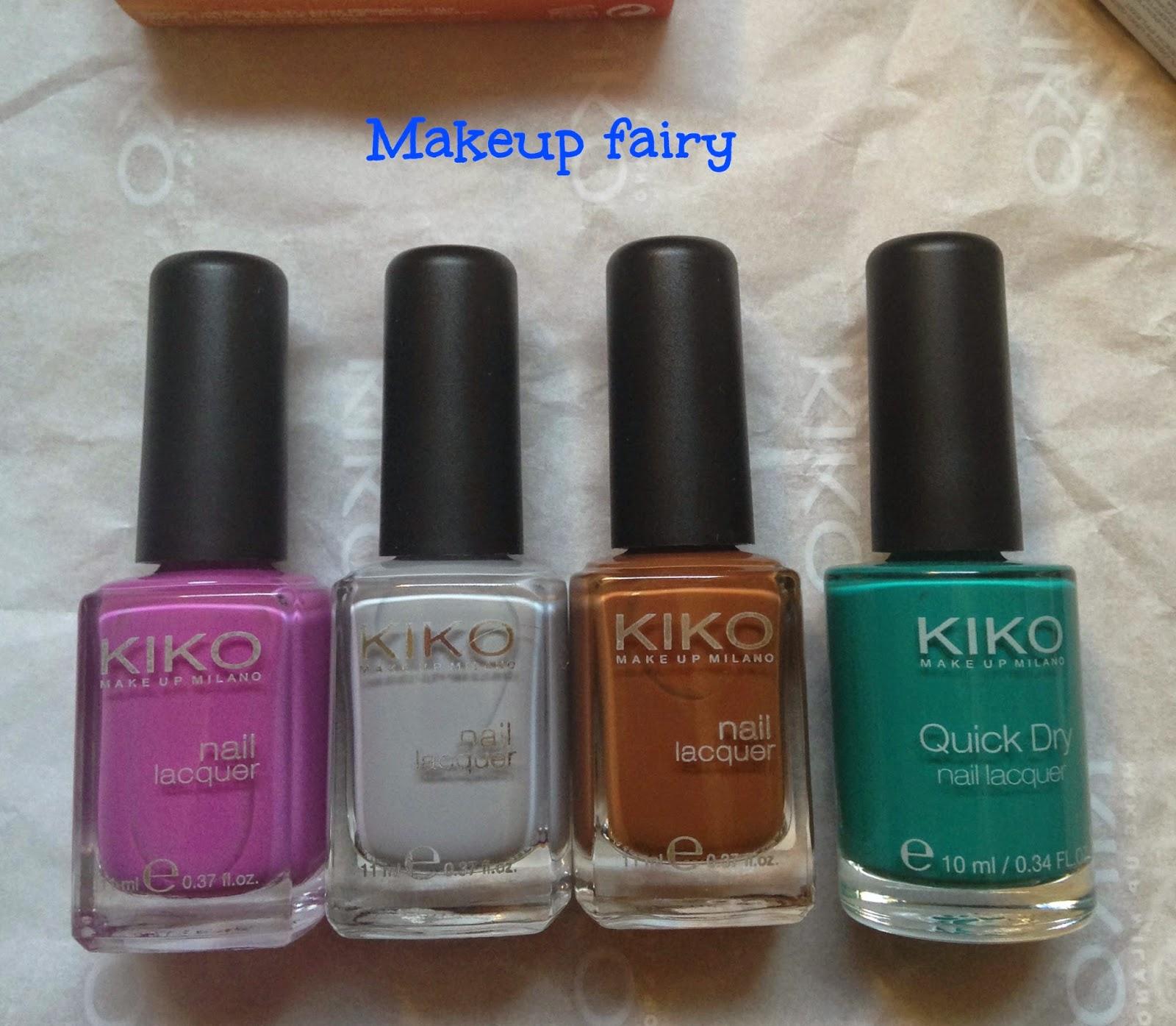 Tinklesmakeup: Kiko haul aka diary of a shopaholic: blush,kiko ...