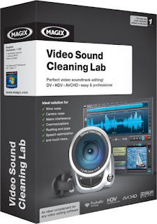 MAGIX Video Sound Cleaning Lab 1.0.0.0 | Full version | 140mb