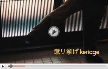 蹴リ拳け゚ Keriage