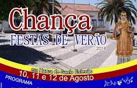 CHANÇA (ALTER DO CHÃO): FESTAS DE VERÃO