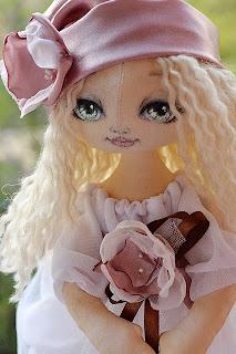 Мечтаю научится таким куклам