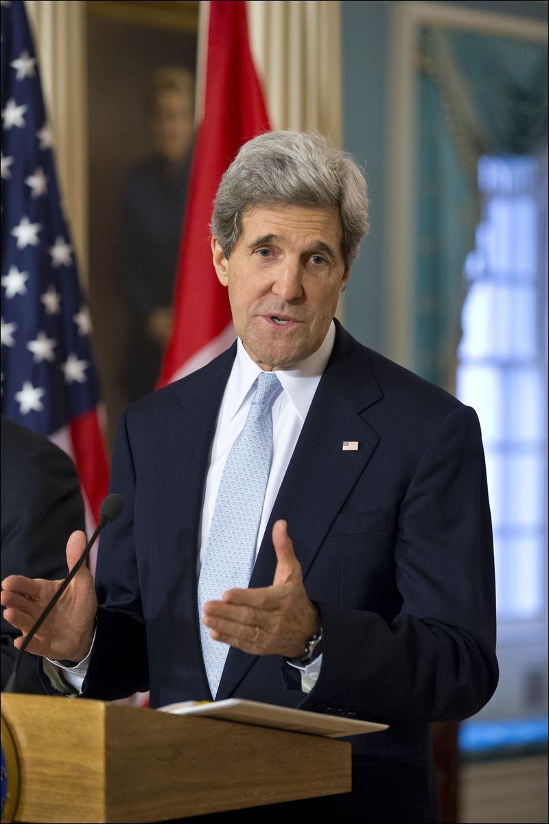 John Kerry 2012 John kerry, secretario de