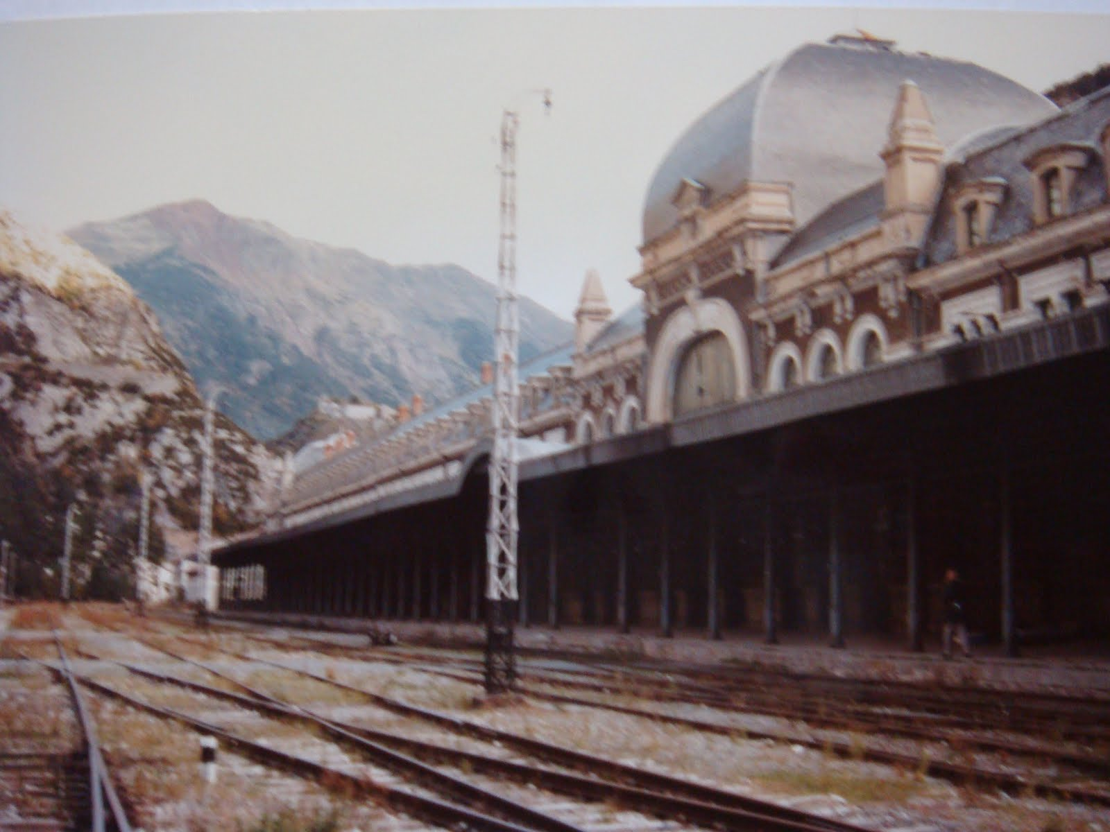 SUBIDA A CANFRANC 1996