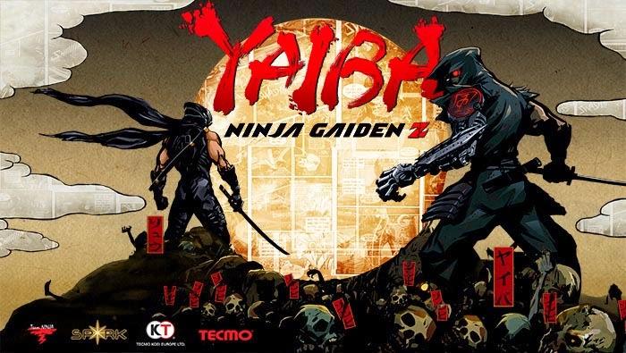 Yaiba Ninja Gaiden Z banner