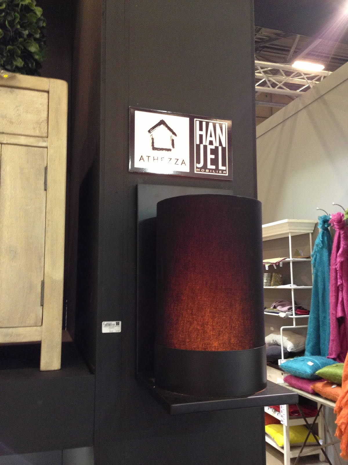 maison et objet athezza and hanjel norse white design blog. Black Bedroom Furniture Sets. Home Design Ideas