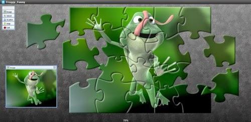 Crear puzzles con imágenes