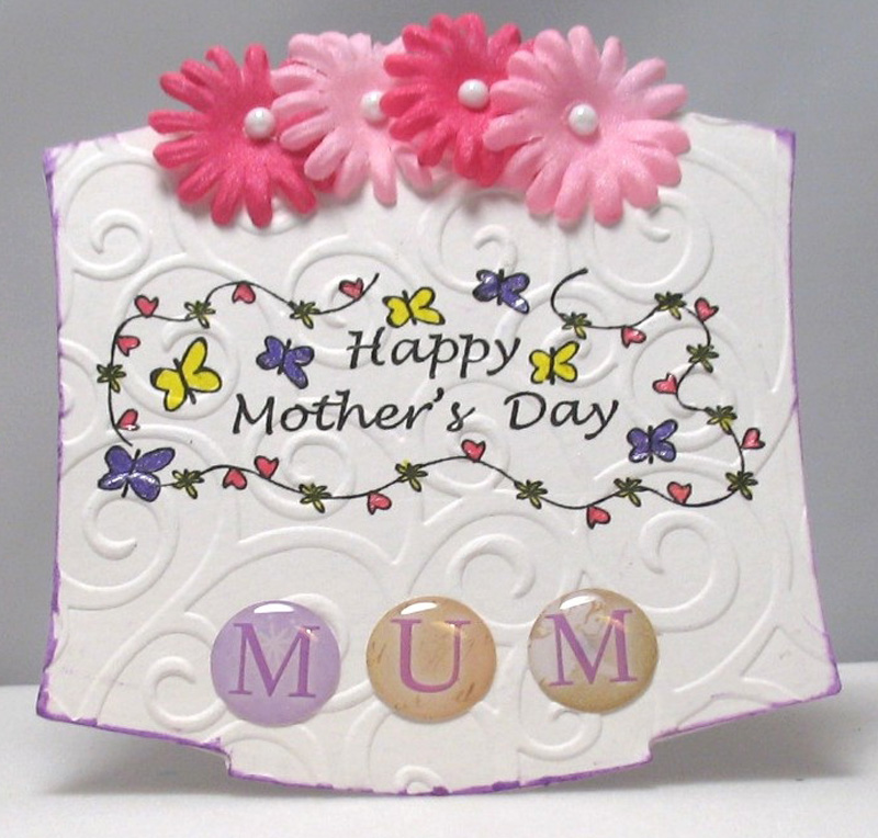Happy mother's day flowers cards.