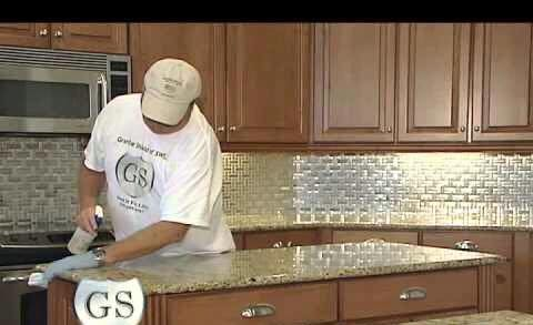 Covering for countertops ideas existing alternating wood stains