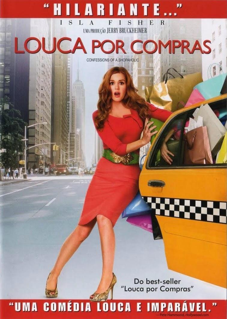 Louca Por Compras – Dublado (2009)