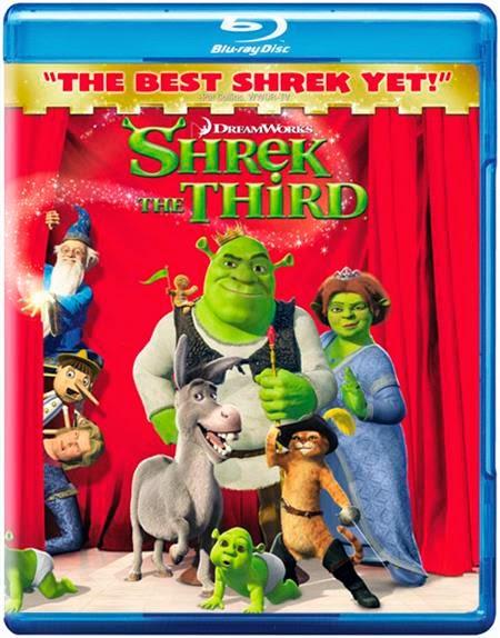ดูการ์ตูน Shrek the Third เชร็ค 3