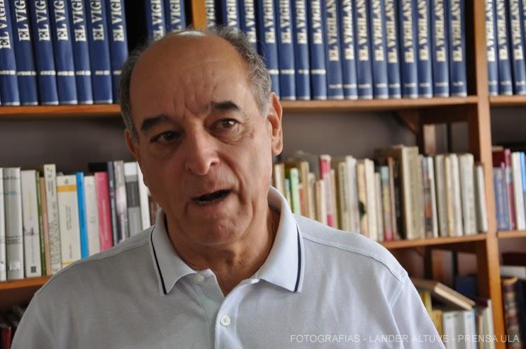 Fortunato Gonzalez  manifestó que la ULA cuenta con los recursos científicos y Técnicos y están a la orden de los gobiernos locales.